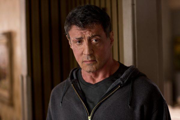Foto recente dell'attore Sylvester Stallone