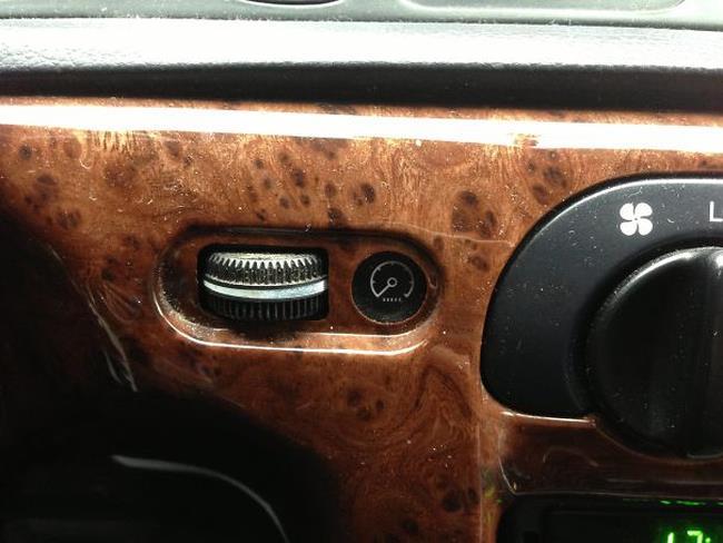 Oreo in macchina