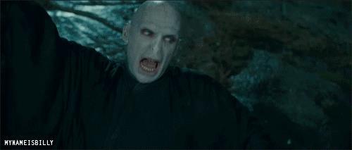 GIF di Lord Voldemort