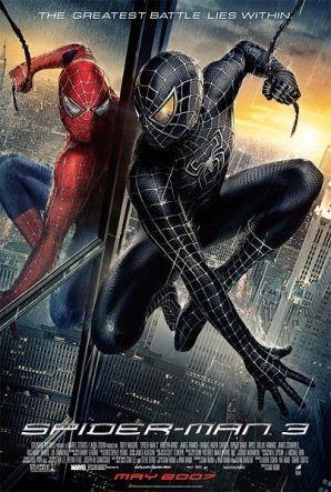 La locandina di Spider-Man 3