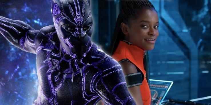 Shuri, la sorella di Black Panther