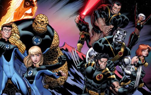 Un crossover cinamatografico tra Fantastici Quattro e X-Men è una buona idea?