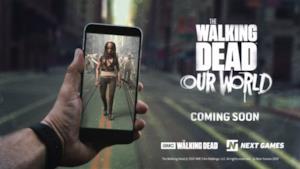 The Walking Dead: Our World promette di arrivare presto