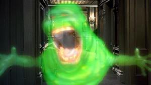 Slimer della saga di Ghostbusters
