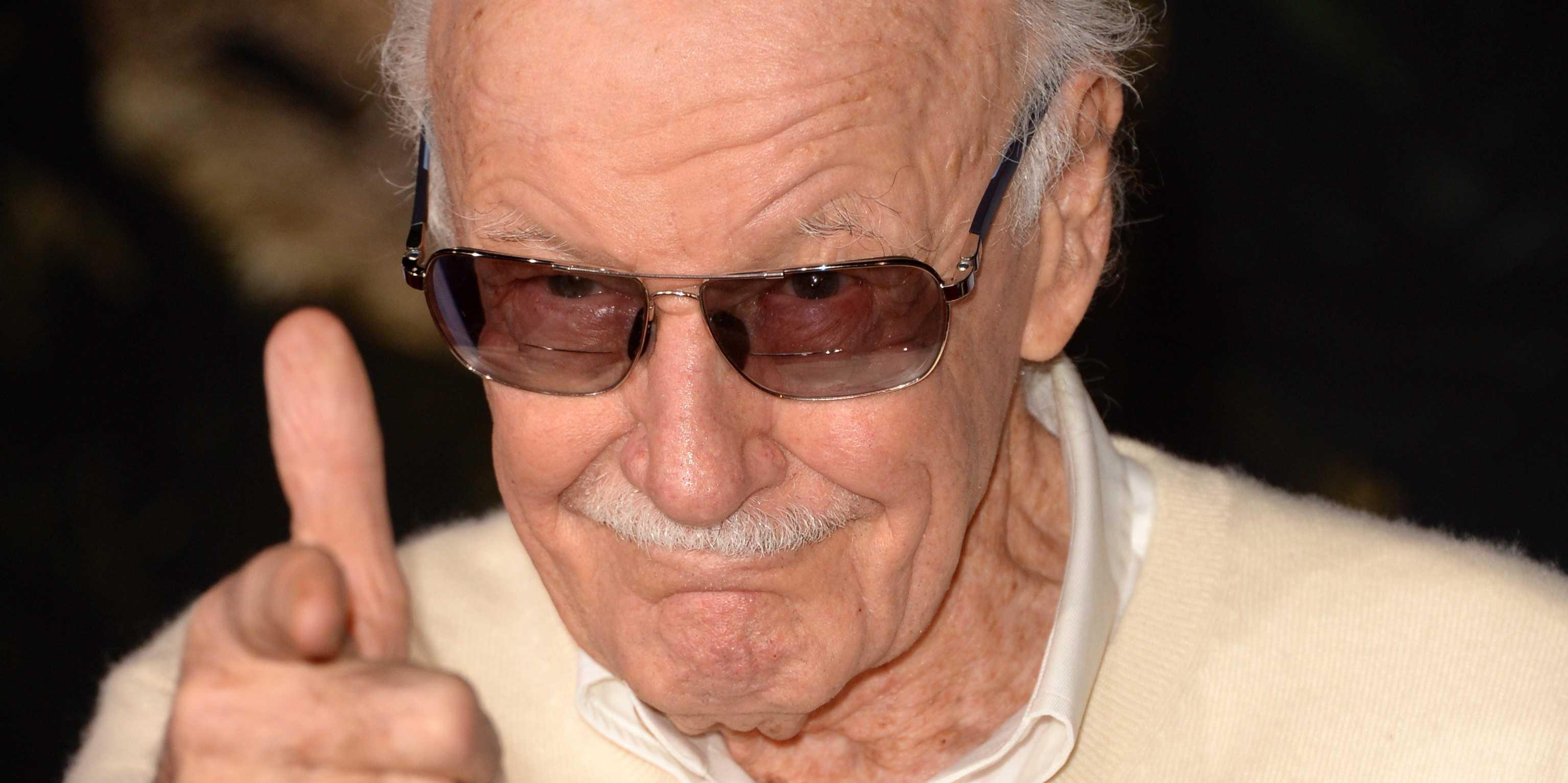 Ecco la foto di Stan Lee