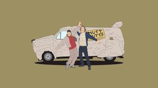 Il furgoncino del film