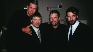 I fratelli Baldwin insieme