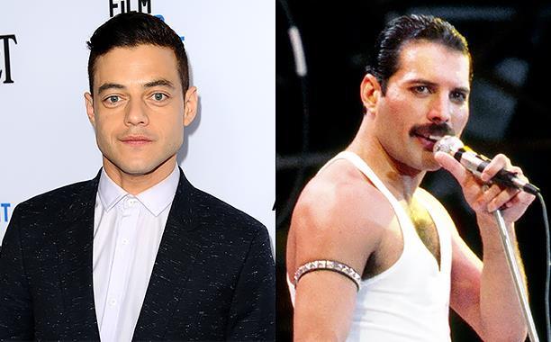 L'attore e il frontman dei Queen