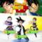 La home page del sito che ti permette di creare il tuo personale personaggio di Dragon Ball