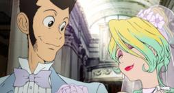 Lupin III e la sua sposa, Rebecca Rossellini