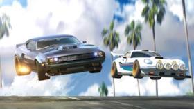 Due automobili dalla serie animata