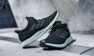 Le scarpe Adidas Futurecraft 4D