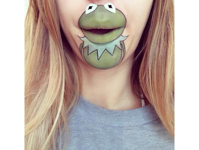 Kermit la Rana Make Up