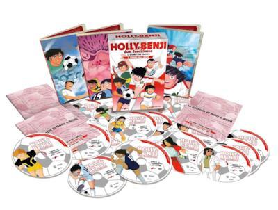 Le avventure di Holly e Benji da rivivere grazie ai DVD