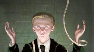 Draco nell'edizione illustrata di Harry Potter