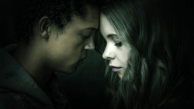 La foto dei due protagonisti della serie