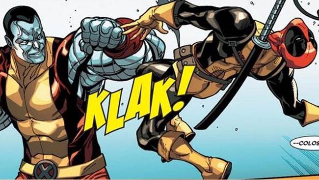 Nel film di Deadpool aspettatevi una versione tradizionale di Colosso