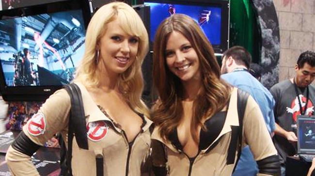 Ghostbuster 3 con cast femminile