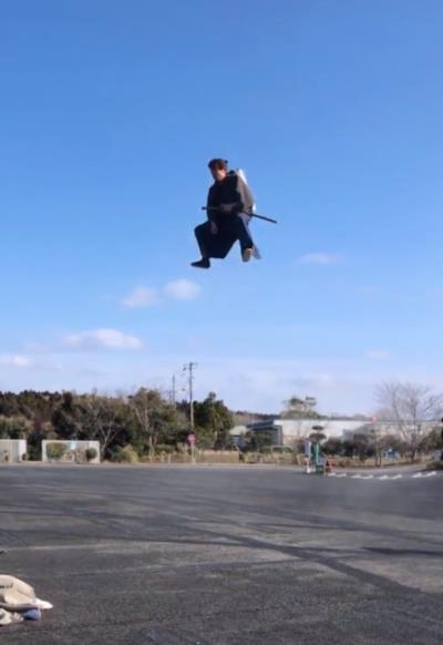 Il samurai vincitore