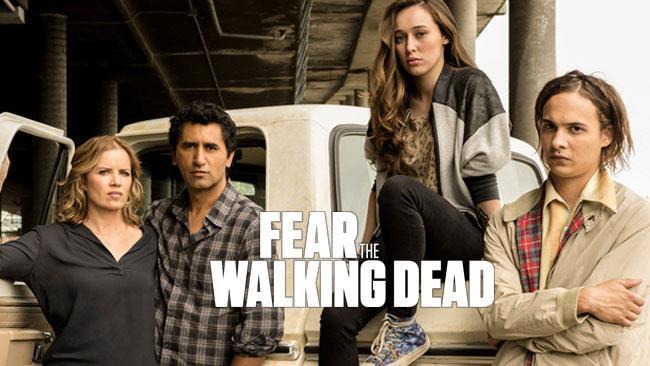 I protagonisti di Fear the Walking Dead