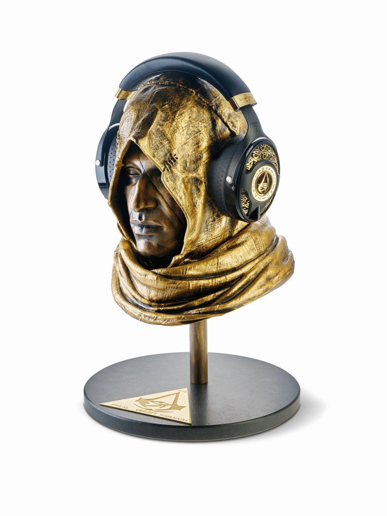 Il busto d'oro targato Ubisoft