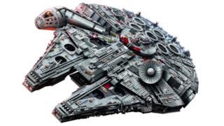 Il Millennium Falcon di LEGO