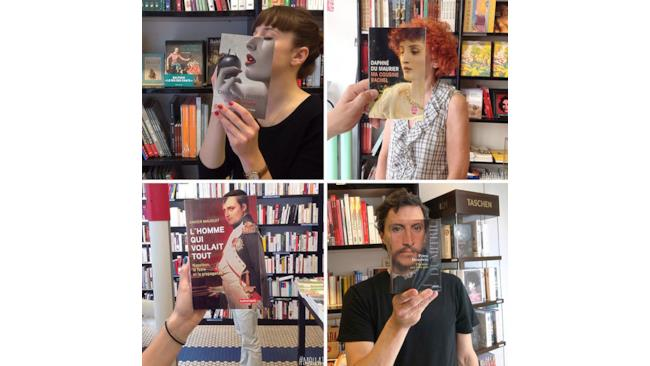 Gli Impiegati di librerie annoiati!