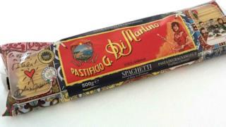 La pastasciutta Dolce & Gabbana