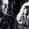 Bruce Willis e Jessica Alba in Sin City, il film del 2005