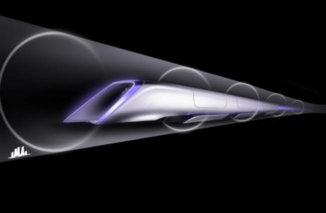 Progetto di circuito Hyperloop