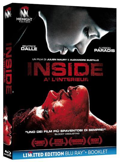 La custodia di Inside