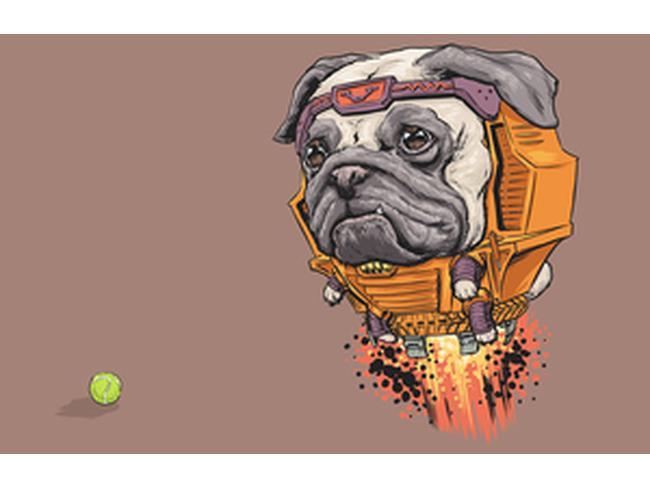 MODOK in versione canina