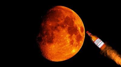 Budweiser verso Marte