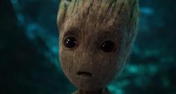 Baby Groot dei Guardiani della Galassia