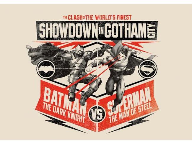 Gotham farà da sfondo allo scontro di Batman e Superman
