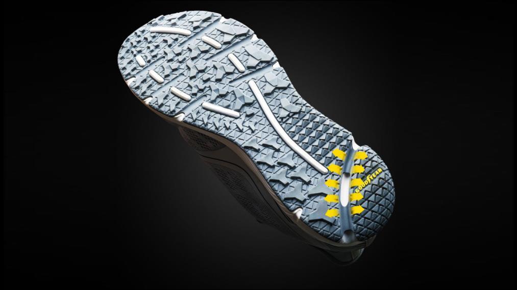 La foto della scarpa smart
