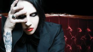 Il musicista Marilyn Manson