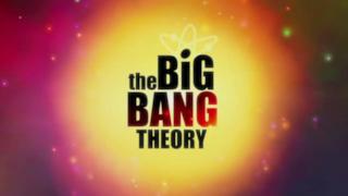 Il logo della serie TV The Big Bang Theory