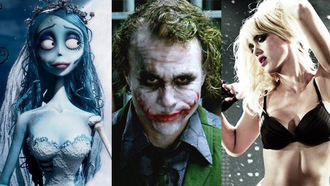 20 ottobre 2015: Sin City 2, La Sposa Cadavere e Il Cavaliere Oscuro