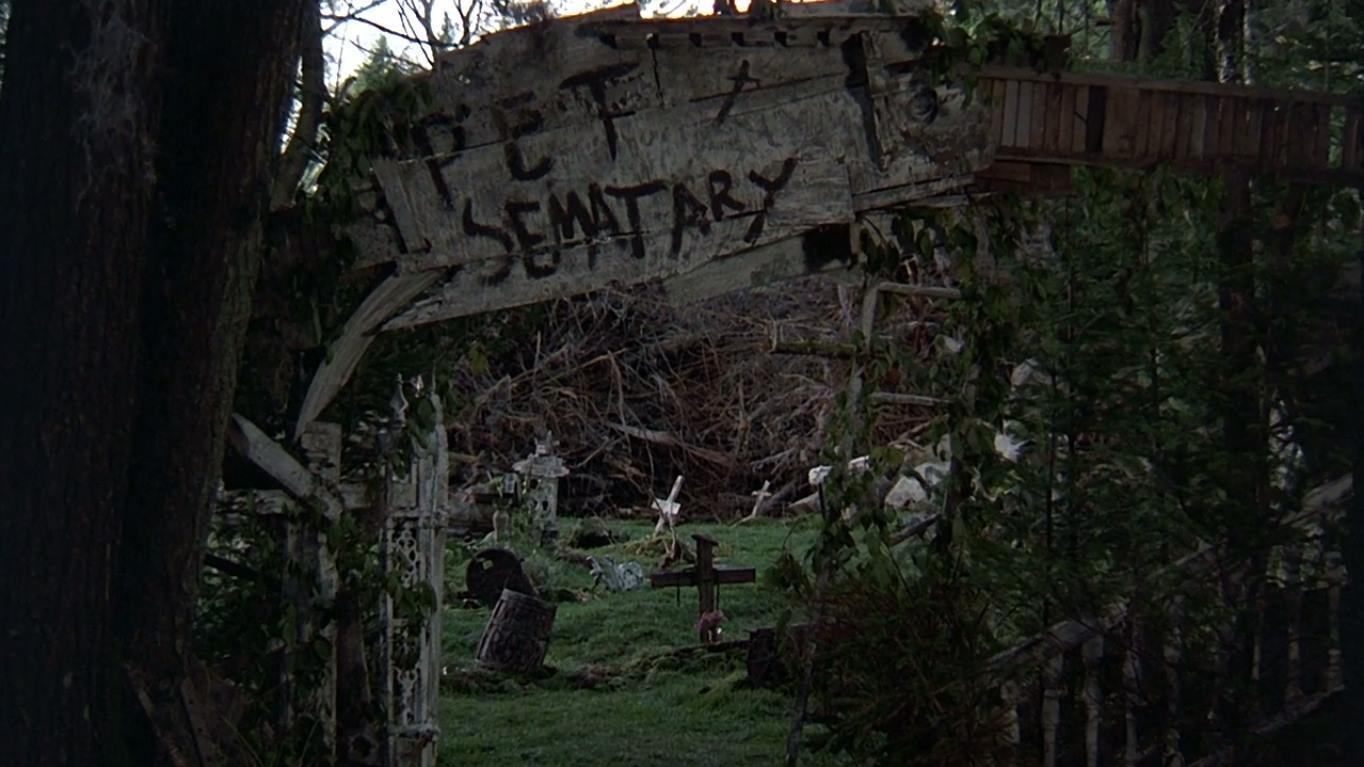 Il cimitero degli animali