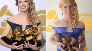 Versione low cost di Taylor Swift