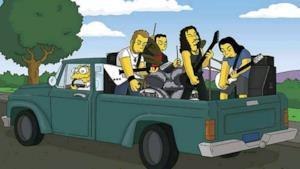 Lo screenshot di una puntata della serie animata