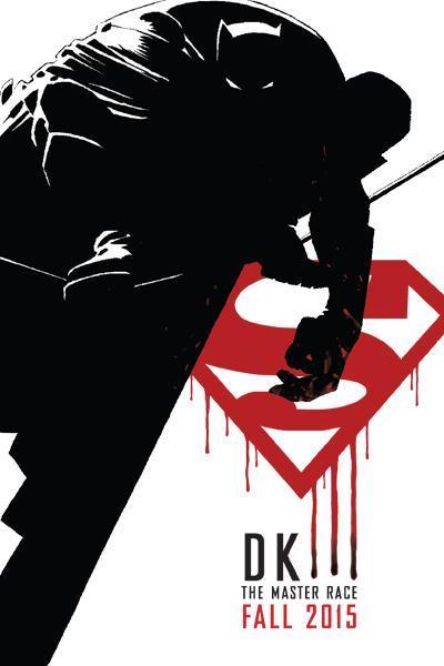 Immagine promozionale di Dark Knight: The Master Race di Frank Miller