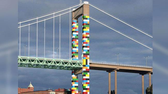 La foto del ponte