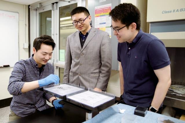I ricercatori del MIT e la nuova tecnologia di stampa magnetica