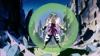 Il Super Saiyan della leggenda si mostra in un'immagine di DB Z