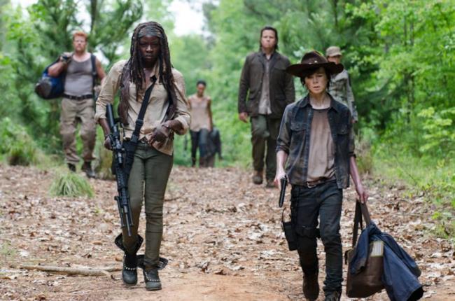 Michonne potrebbe morire nella stagione 6 di The Walking Dead