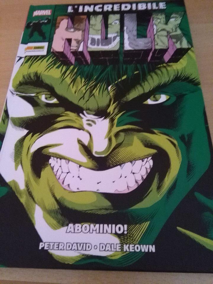 Hulk in copertina