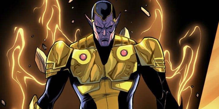 Thane, il figlio di Thanos