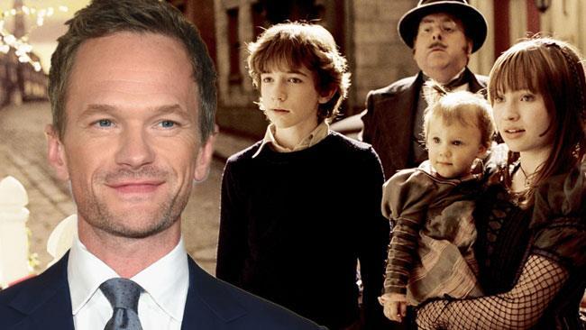 Neil Patrick Harris sarà il Conte Olaf per Netflix?
